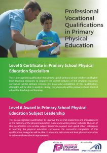 history of physical education in great britain
