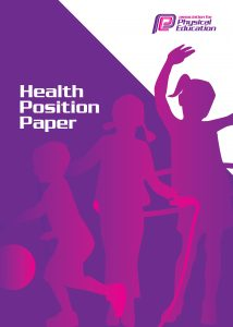 afPE Launch New Health Position Paper